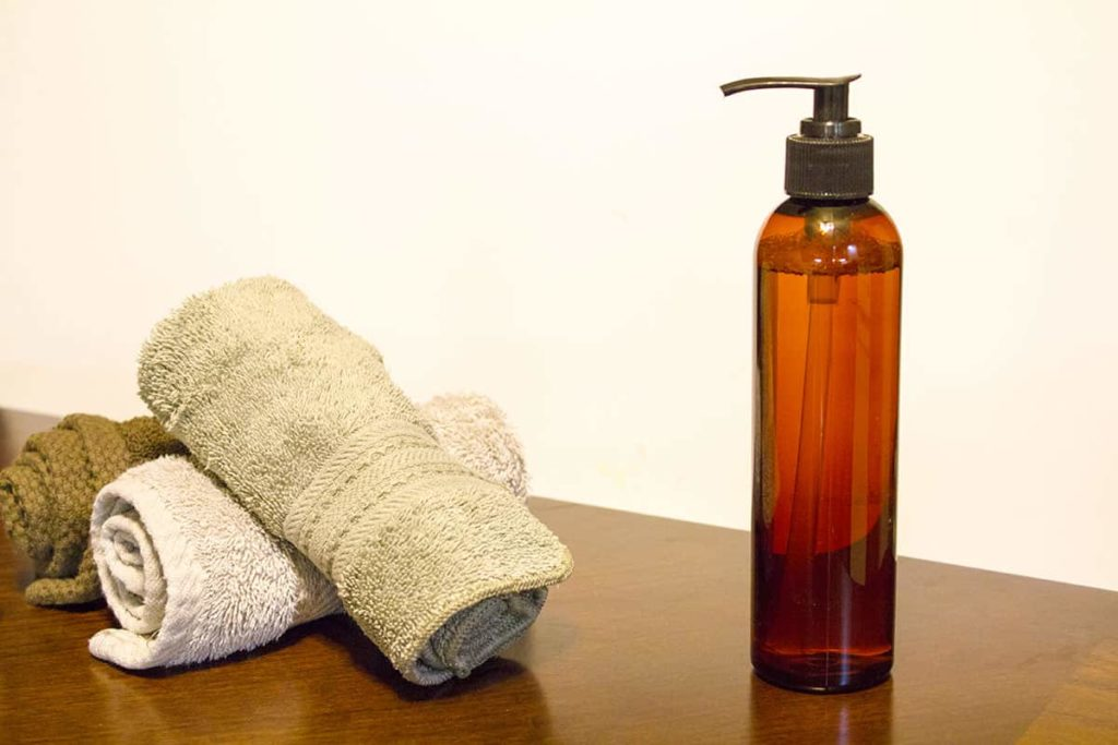 face wash homemade