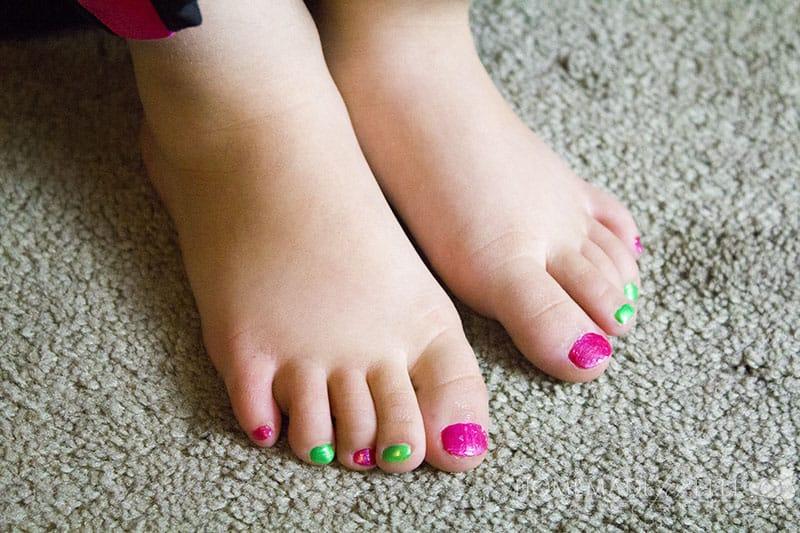 non toxic nail polish for kids