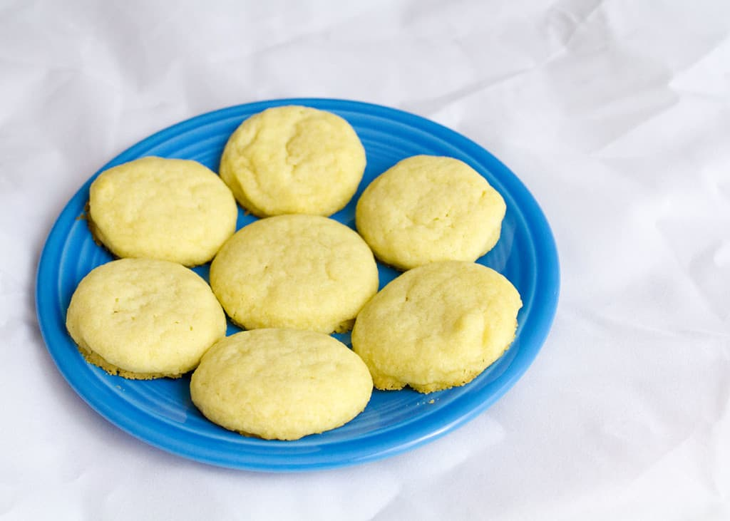 homemade cream cheese cookies
