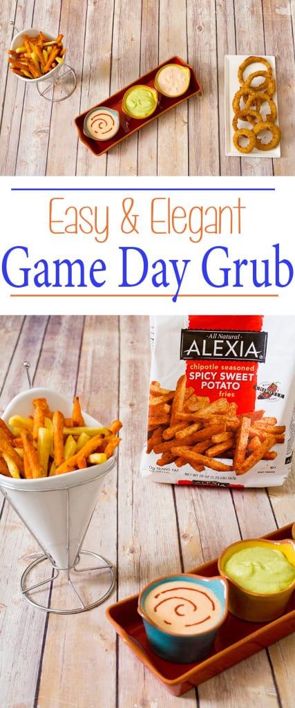 game day grub