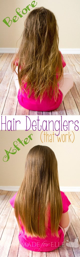 hair detanglers that work