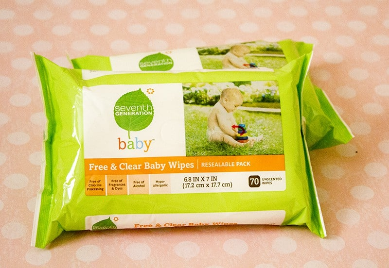 ecofriendly baby wipes