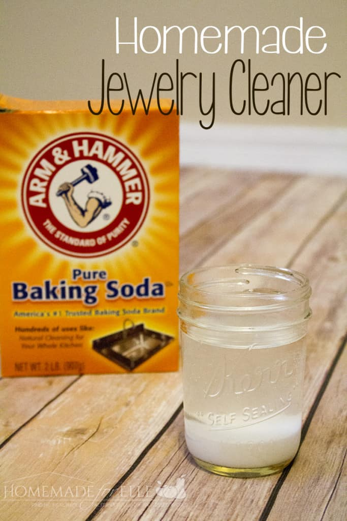 Good Natural Jewelry Cleaner