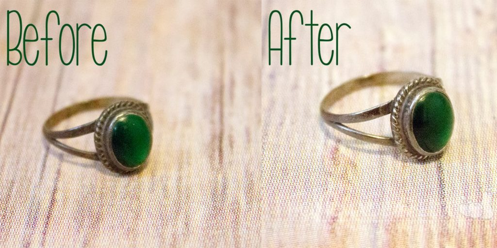 clean jewellery homemade home rings cleaner jewelry green cleaning