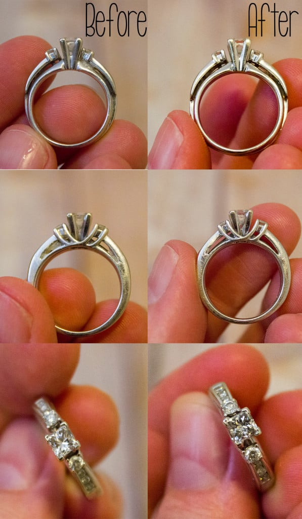 homemade jewelry cleaner ring 2