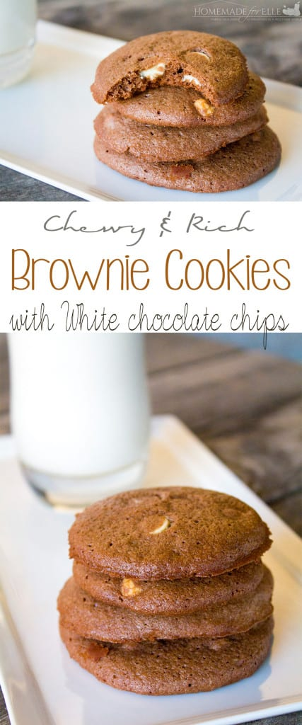 yummy brownie cookies