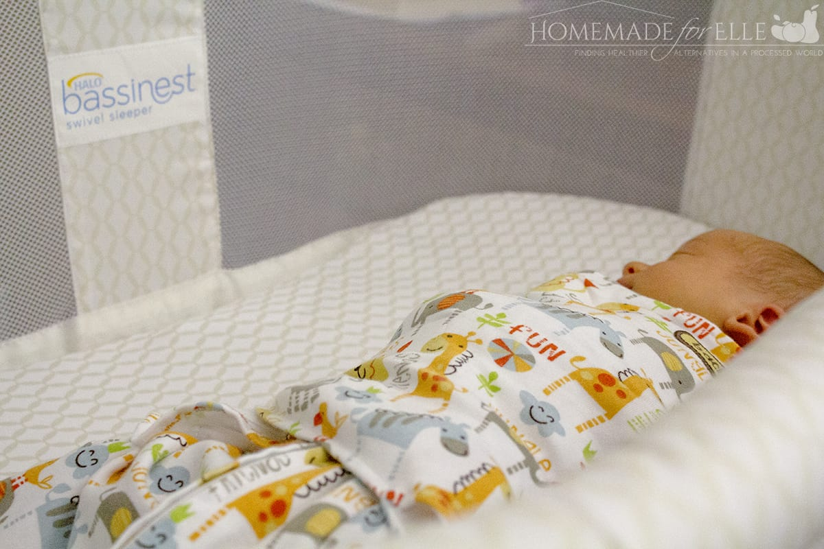 Halo Bassinet Review