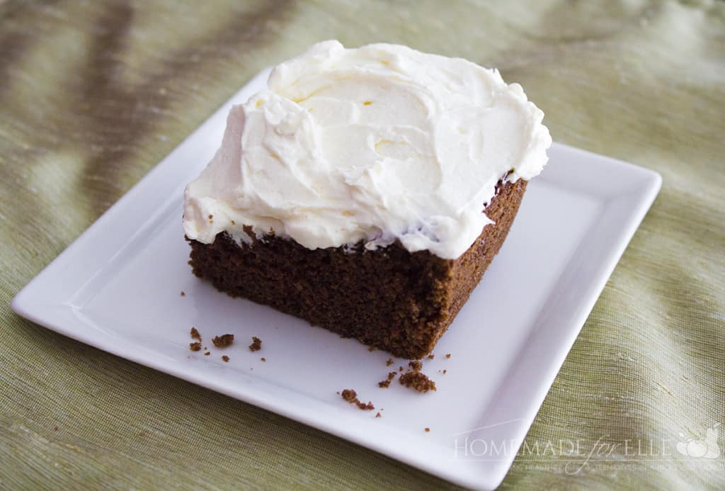 make your own cake mix chocolate cake