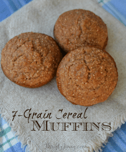 7-Grain-Cereal-Muffins-Recipe