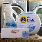 Free and GEntle detergent