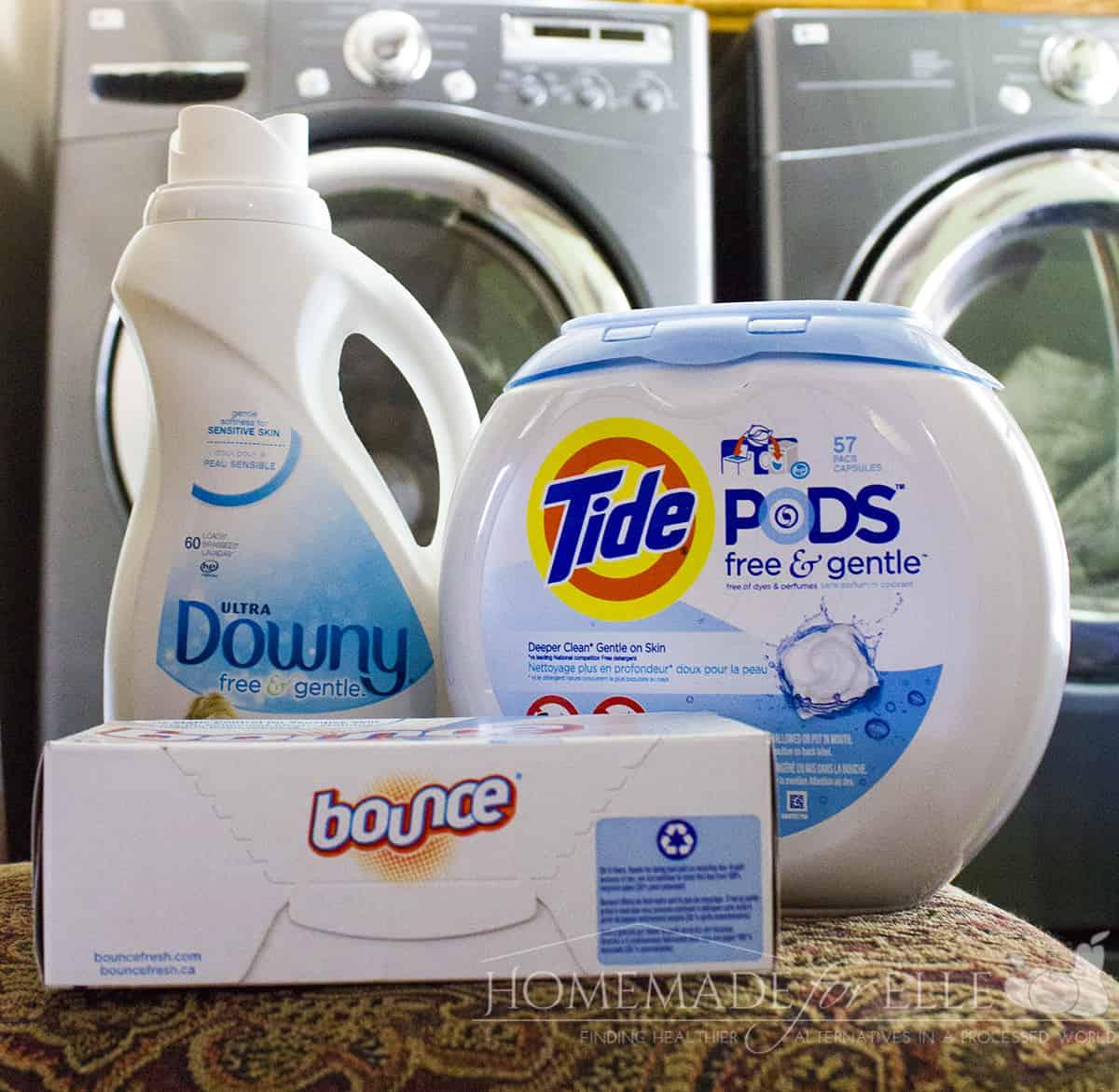 Free & Gentle Detergent