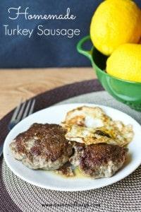 Homemade-Turkey-Sausage-Tastes-of-Lizzy-T