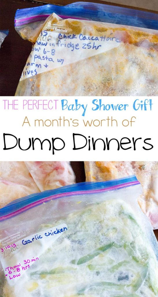 Dump Dinner Ideas | homemadeforelle.com
