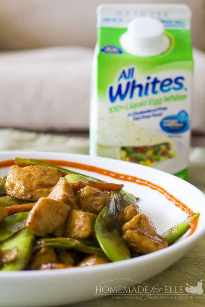 all whites velveted chicken