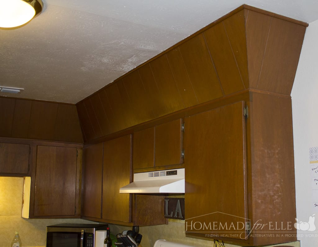 How To Paint Cabinets Without Sanding Homemade For Elle