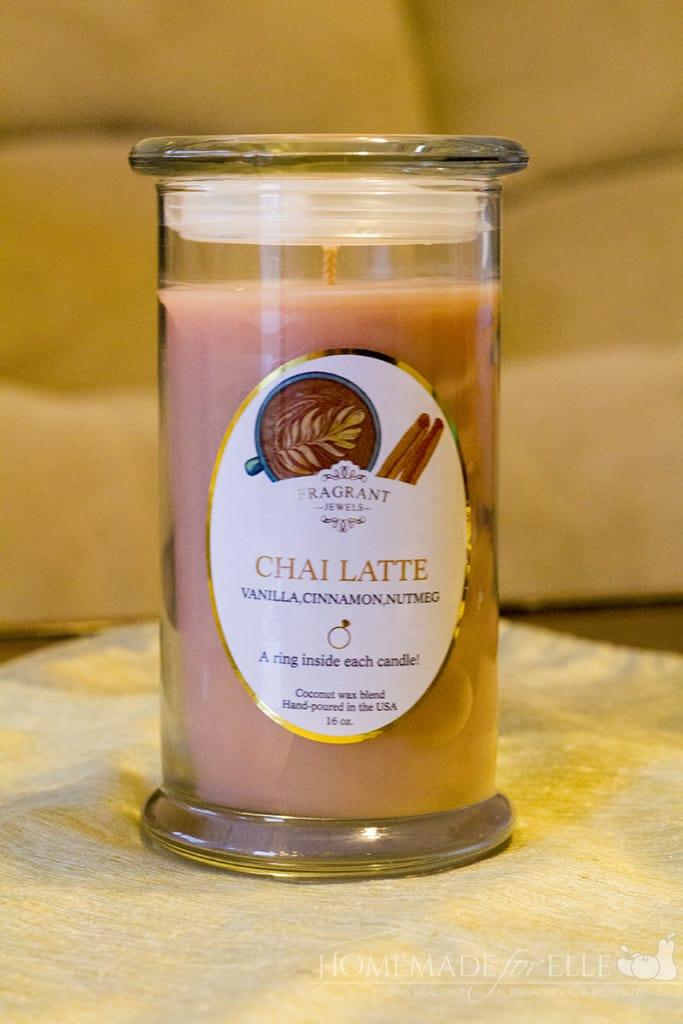 Chai Latte Candle