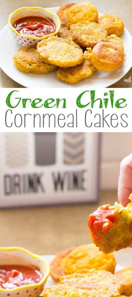 cornmeal cakes