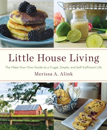 Little House Living Book Review | homemadeforelle.com