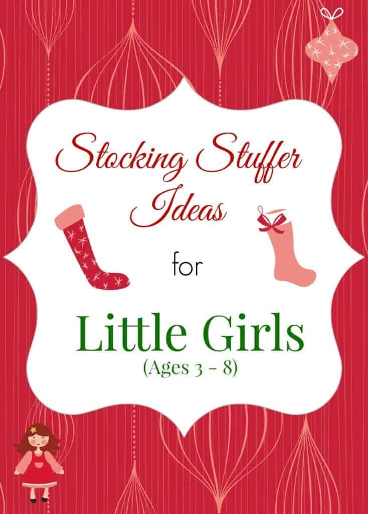 Stocking Stuffer Ideas for Little Girls | homemadeforelle.com