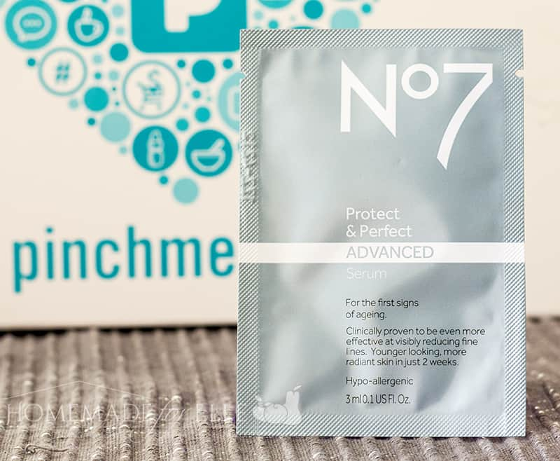 Free Product Sample Boxes - No 7 Facial Serum | homemadeforelle.com