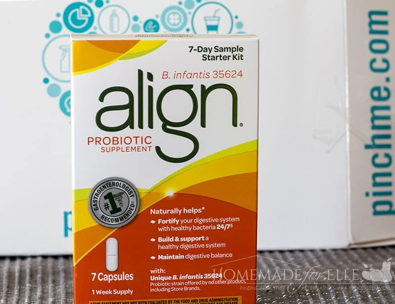 Free Product Sample Boxes - Align | homemadeforelle.com