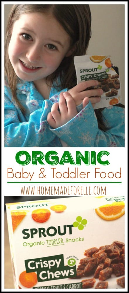 Healthy Toddler Snacks | homemadeforelle.com
