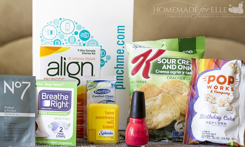 Free Product Sample Boxes | homemadeforelle.com