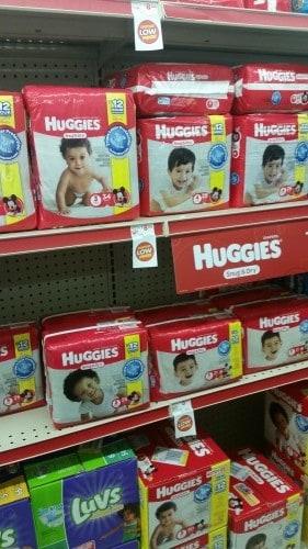 Diaper Bag Gift Set | homemadeforelle.com