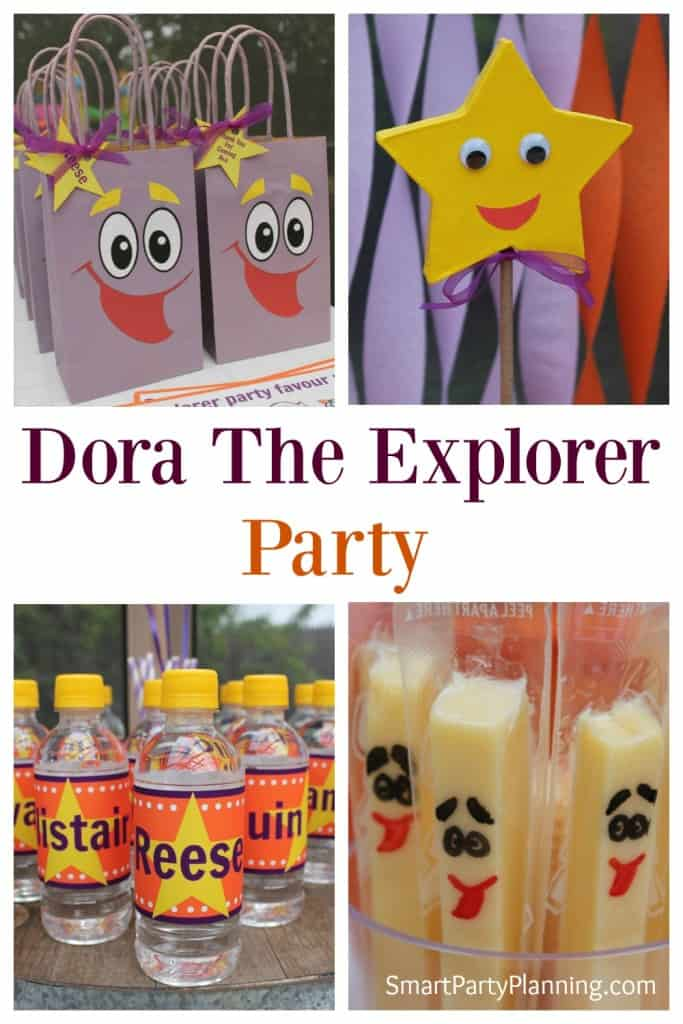 Dora-The-Explorer-Party-Pinterest
