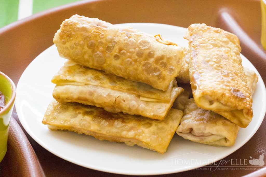 fried eggrolls