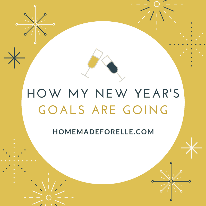 Staying Healthy in the New Year | homemadeforelle.com