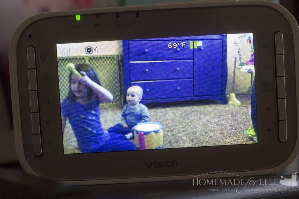 Best Video Baby Monitor | homemadeforelle.com