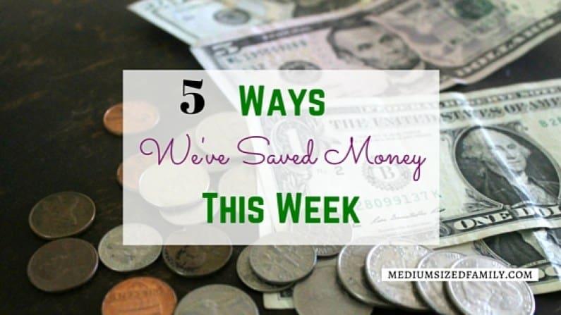 Ways Saving Money Essay