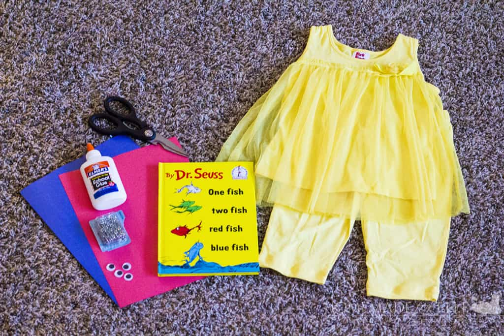 One Fish Two Fish Costume Supplies | homemadeforelle.com