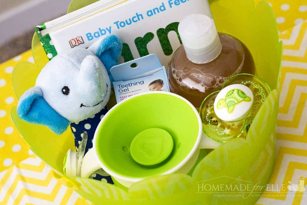 Baby easter basket ideas homemade for elle baby easter basket ideas homemadeforelle negle Image collections