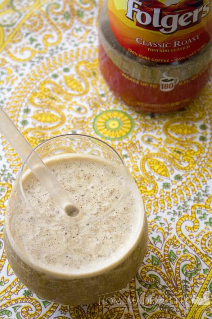 3 Coffee Smoothie Recipes | homemadeforelle.com