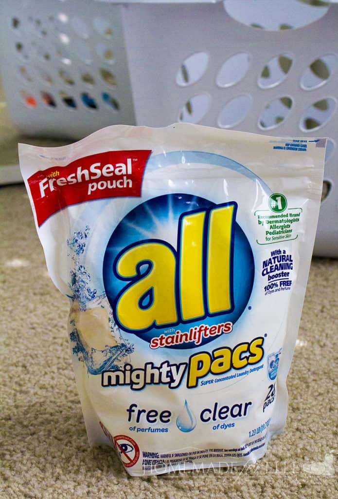 all free and clear mighty pacs