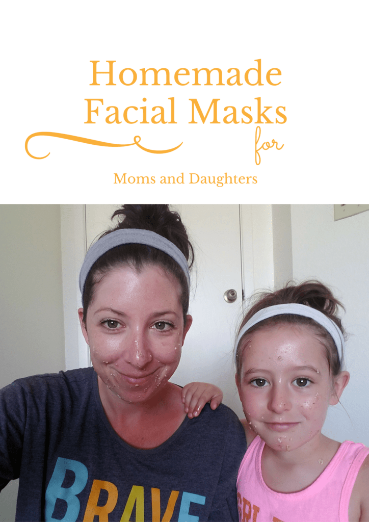Facial Masks for Kids | homemadeforelle.com