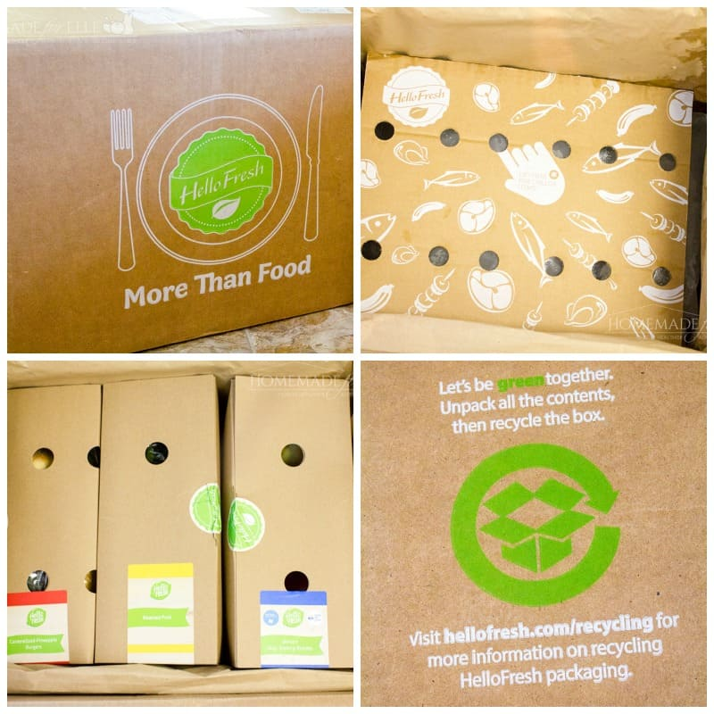 HelloFresh Meal Deliveries | homemadeforelle.com