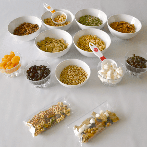 Trail Mix Buffet | wondermomwannabe.com