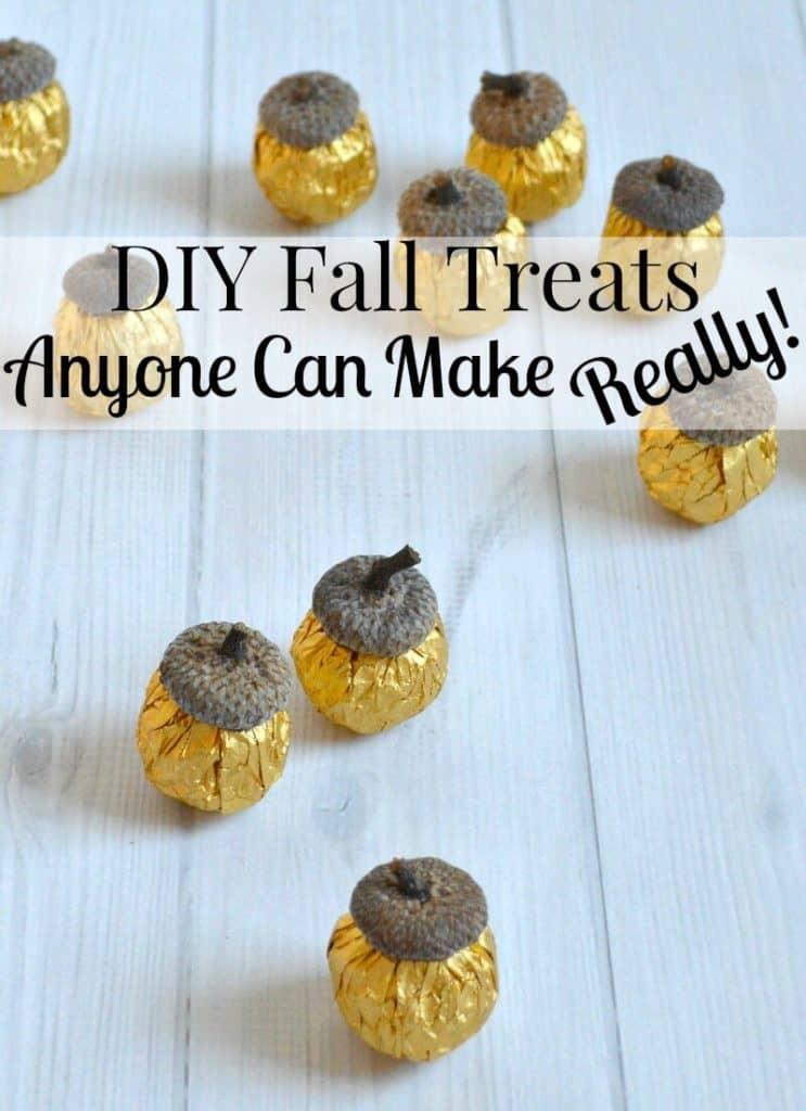 DIY Fall Treats | Organized31.com
