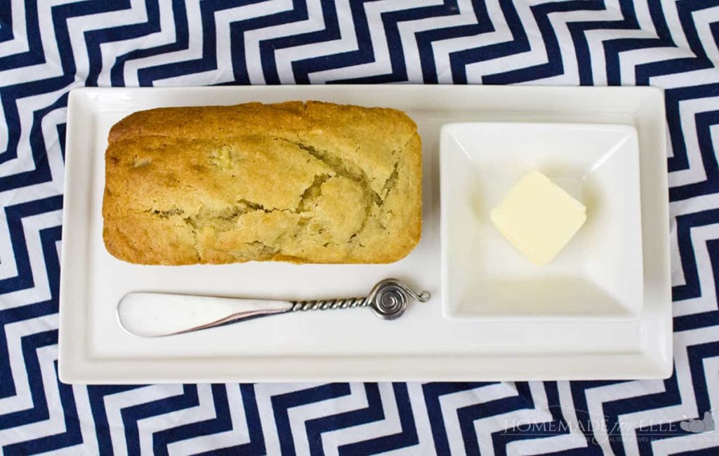 Organic Banana Bread Recipe