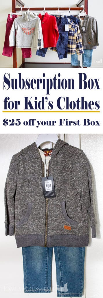 Subscription Boxes for Kid's Clothing | homemadeforelle.com