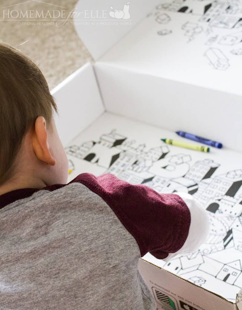 Subscription Boxes for Kids Clothing   homemadeforelle.com