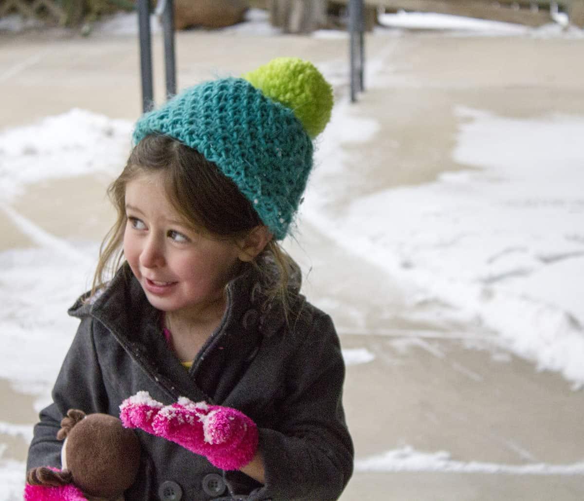 7 Outdoor Activities for Kids in the Winter