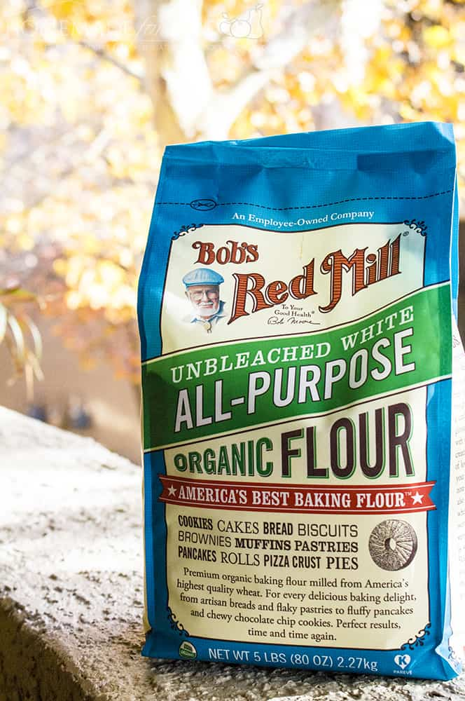 Bob's Red Mill Unbleached White All-Purpose Flour | homemadeforelle.com