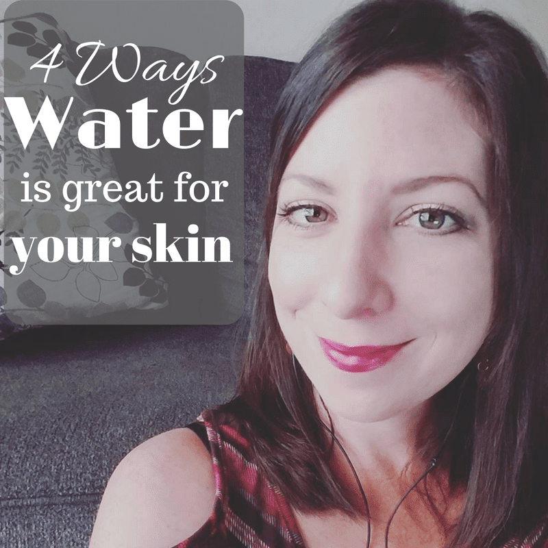 Reasons Drinking Water is Great for your Complexion | homemadeforelle.com