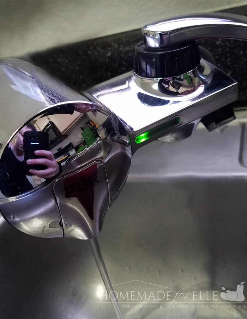 PUR Faucet Water Filtration | homemadeforelle.com