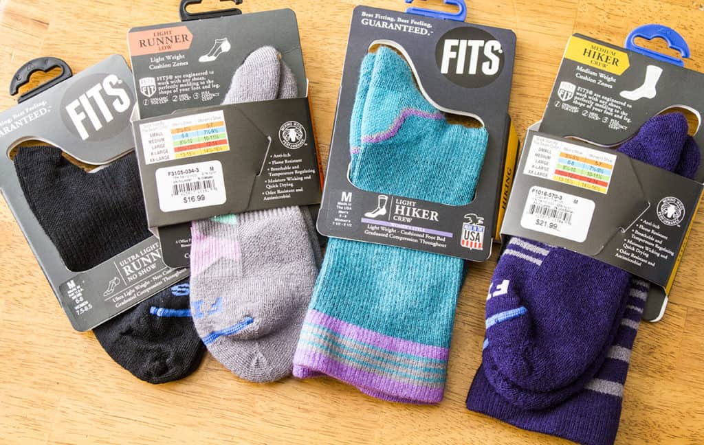 Find Your FITS | the best fitting socks on the planet | top rated running socks