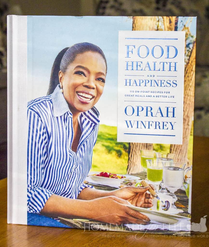 Oprah Winfrey | 115 on-point recipes